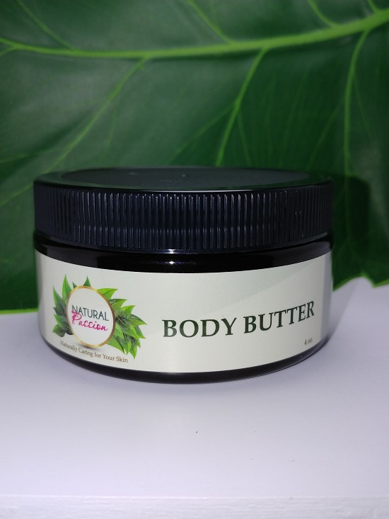 Fall & Winter Whipped Body Butter